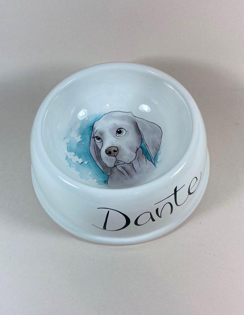 ciotola cane personalizzata